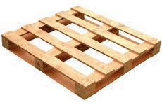 厂家直销免熏蒸木托盘仓库物流用实木栈板地台板木卡板
