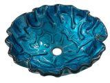 海天蘭高溫熱熔異形玻璃洗手盆