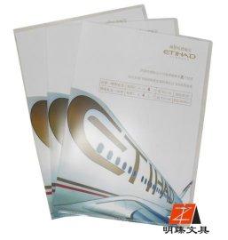 L文件夹,L文件袋,PP文件套,二页文件袋