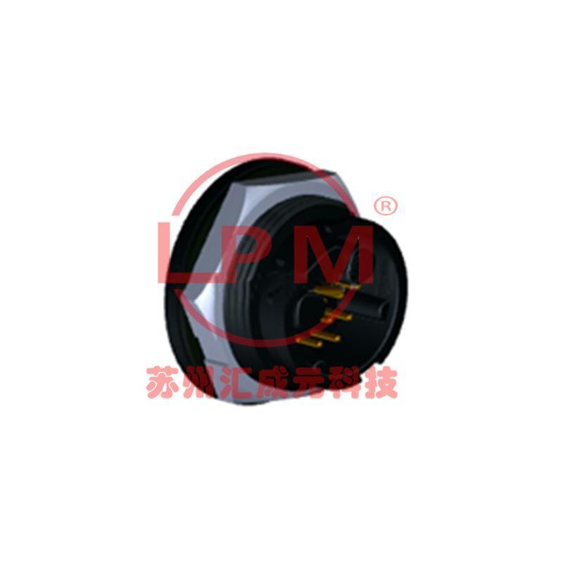 苏州汇成元电子供Amphenol(安费诺) DCD-12PMDP-LC7001 替代品防水线束