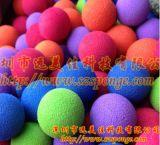 深圳EVA高弹海绵玩具球 EVA海绵球定制