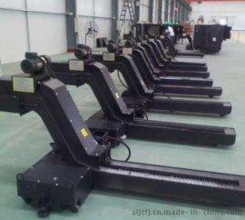 山东庆云奥兰机床附件制造有限公司生产3420型刮板式排屑机