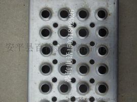 冲孔防滑板 冲孔网防滑板 防滑板用途