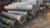 低价出售一批二手不锈钢列管冷凝器