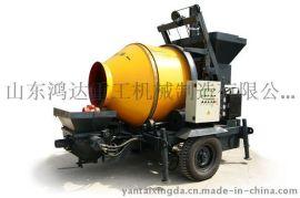 新农村建设多用途搅拌泵混凝土输送泵混凝土搅拌机