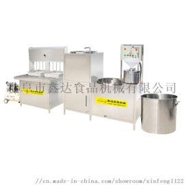 节能豆腐机  许昌大型豆腐机 豆腐机生产厂家