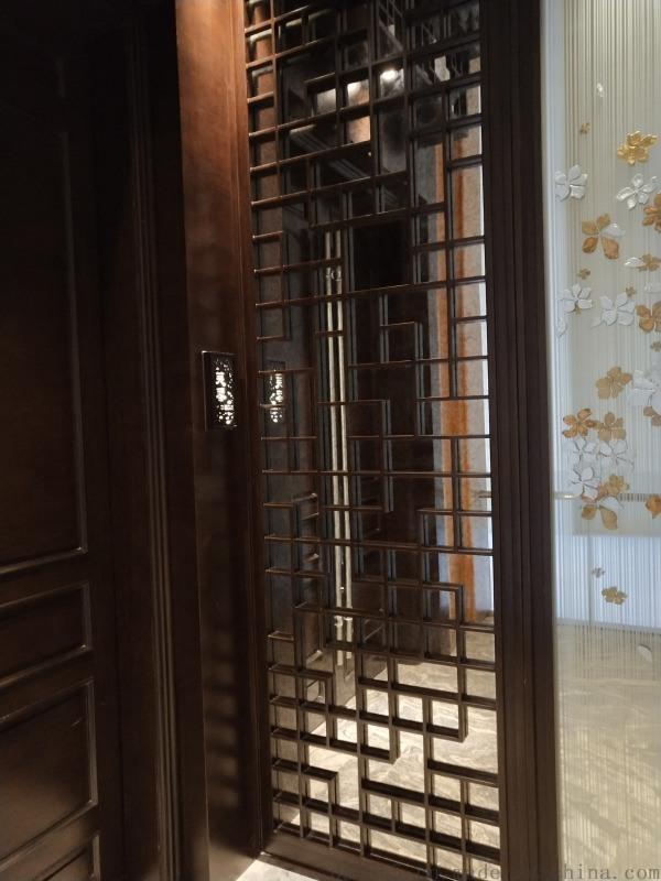 朗豪酒店鋁花格,門頭鋁花格,頂棚鋁花格