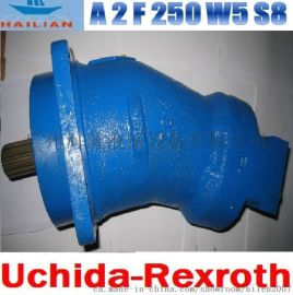液压马达A2F250W5S8-992内田力士乐hydraulic motor Tusuji吊机