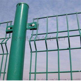 铁路防护围网,树木园林防护网,专注双边丝护栏网