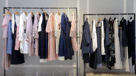 艾安琪杭州品牌女尾货批发 北京哪里有尾货服装批发市场价格折扣女装