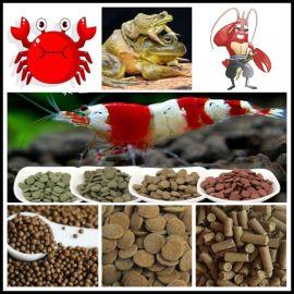 小龙虾饲料加工机械 牛蛙饲料生产成套设备