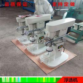 浮选设备 实验浮选机 学校试矿用浮选机