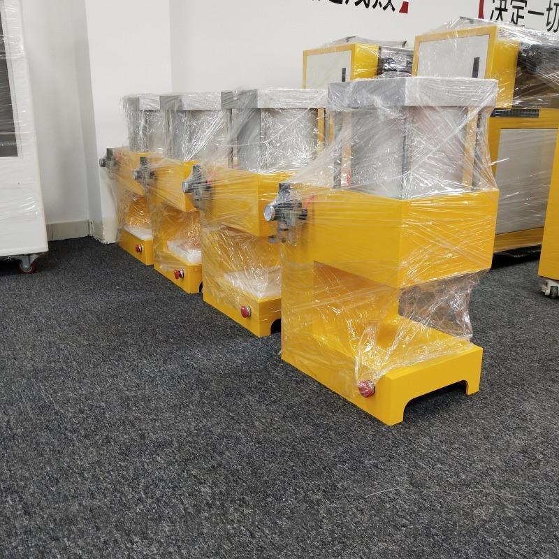 小型色母塑煉機 實驗室橡膠塑料矽膠對輥機