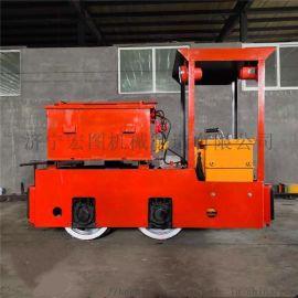 煤矿用蓄电池电机车 2.5t防爆电瓶牵引车 配件