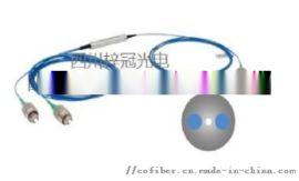 保偏光纤波分复用器