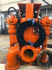 YZS系列河道疏浚挖机泥浆泵、液压铰吸泥砂泵