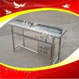 燃氣加熱鋁板自動恆溫蛋餃機手動半自動蛋餃皮成型機