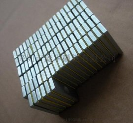 鑫华强力磁铁皮套磁铁长方形磁铁耐高温磁铁