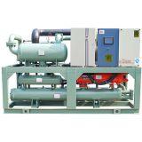 熱回收水冷螺桿式冷凝機組