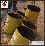 猛士 小吊机 人工挖孔桩机 专用配件加厚铁桶
