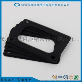工厂定制生产精密橡胶制品硅胶垫片硅胶防水密封垫