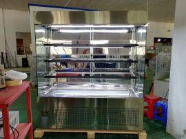 谷格ARU5水果保鲜柜立式商用冷藏柜