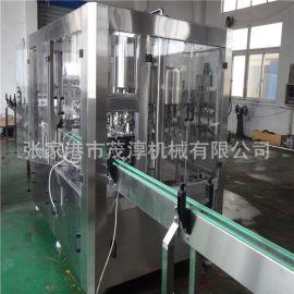 热销:高产量全自动矿泉水、纯净水三合一灌装机