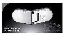 玻璃浴室夹(TD-58G 135度)