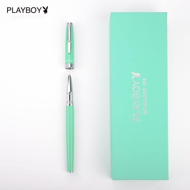 花花公子品格钢笔男女学生用成人练字墨水笔