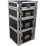 廠家定制鋁合金防震拉杆鋁箱 大型運輸航空設備箱 定制出口品質