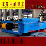 江苏机械设备厂家出售大型材或管材15kw中航ZHDW-500T顶弯机