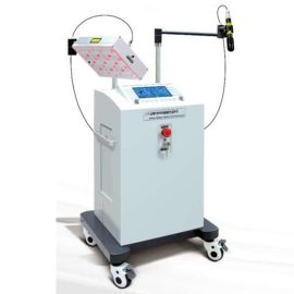半导体治疗仪 半导体激光治疗机 双探头  一小电议