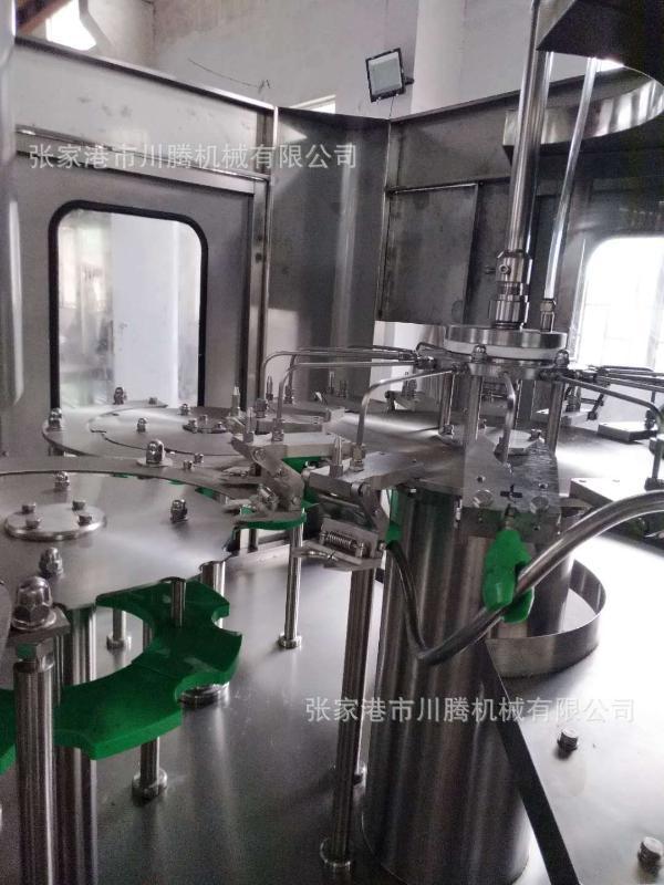 厂家直销2000-36000瓶/小时矿泉水灌装机