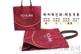 定製帆布廣告袋  購物棉布袋廠家加工