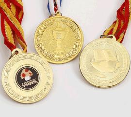 天津比赛奖牌定做厂家金属logo勋章纪念章制作