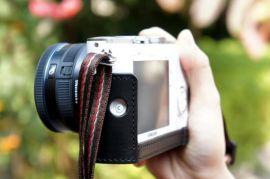 真皮相机背带 - 3