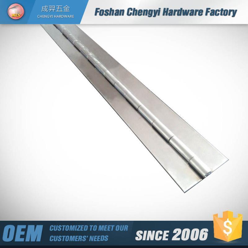佛山成羿1.8米不鏽鋼長排鉸鏈合頁