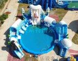 山東德州充氣水池支架樂園廠家