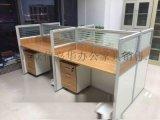 天津二手办公桌屏风工位尺寸标准