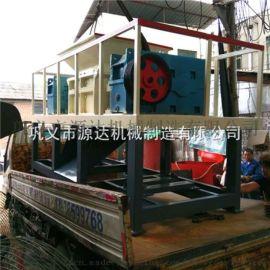 塑料撕碎机技术更新开创绿色科技hkb917