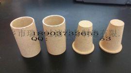 液压油过滤 铜粉末烧结管 铜砂滤芯