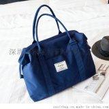 深圳旅行袋定制厂家批发旅行袋手提大容量新款旅行包