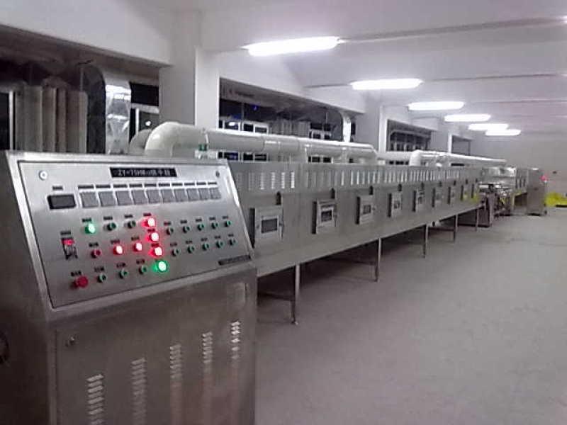 熟食微波杀菌设备、熟食微波灭菌设备、微波杀菌机