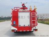 厂家直销江特牌型泡沫消防车