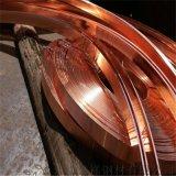 供应高质铜铝复合排 母线伸缩节 耐腐包塑铜排可加工