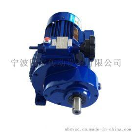 卫生食品螺杆泵减变速机UDY0.75-C1