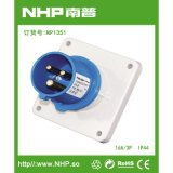 防水工业暗装插头 16A/3P-5P