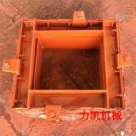 矩形非金属膨胀节结构,碳钢烟道补偿器