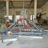 供应钢结构现代艺术房地产城市景观广场抽象不锈钢雕塑