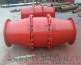 平凉煤矿瓦斯管道用FHQ-400防回火装置连接方式